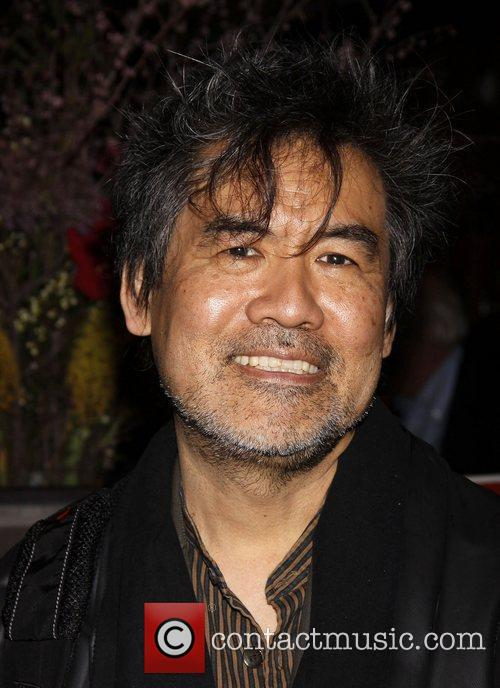 David Henry Hwang Opening night after party for...