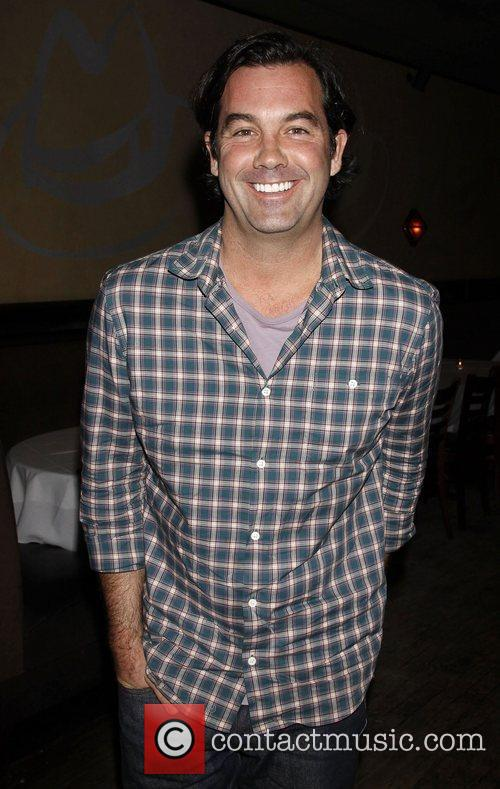 Duncan Sheik Opening night after party for the...