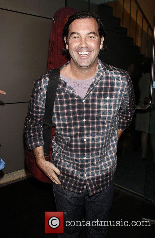Duncan Sheik Opening night of the Off-Broadway production...
