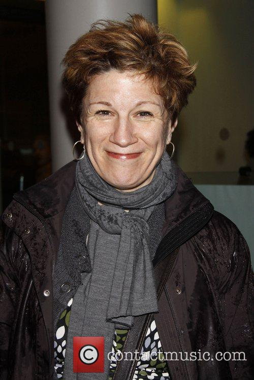 Lisa Kron Opening night of the Off-Broadway production...