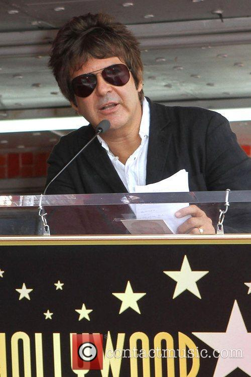 Dr. Clem Burke The Go-Go's receive a star...