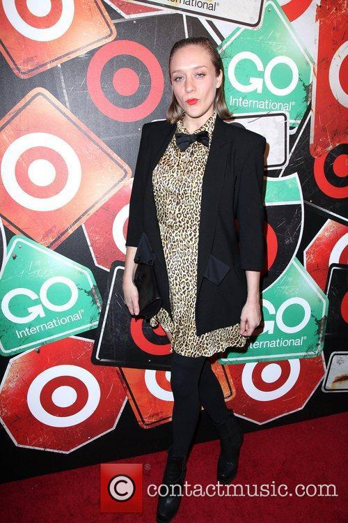 Chloe Sevigny and The Go 8
