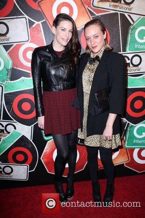 Liv Tyler, Chloe Sevigny and The Go 2