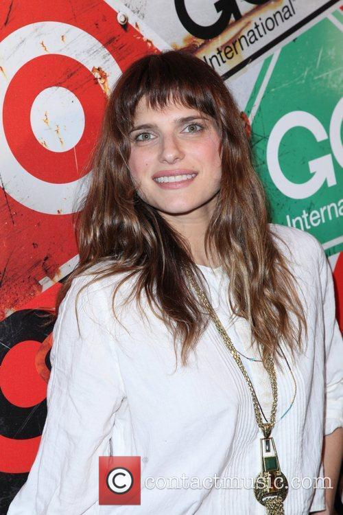Lake Bell The GO International Designer Collective Launch...