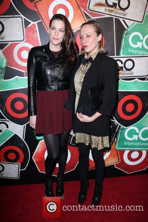 Liv Tyler and Chloe Sevigny 1
