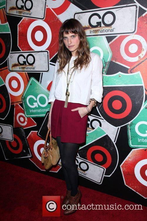 Llake Bell The GO International Designer Collective Launch...