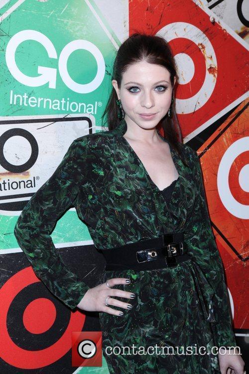 Michelle Trachtenberg The GO International Designer Collective Launch...
