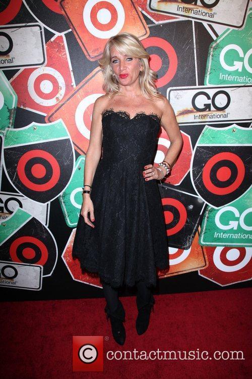 Sophie Albou The GO International Designer Collective Launch...