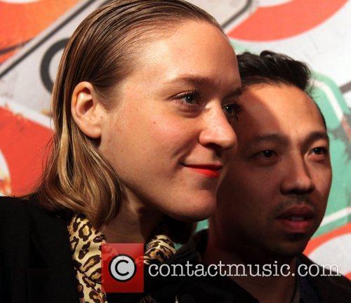 Chloe Sevigny and Humberto Leon The GO International...