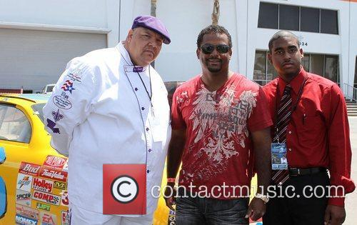 Chef Mouton, Alfonso Ribeiro,  at the Celebrity...