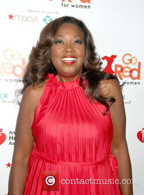 The Go Red for Women premiere of 'Just...