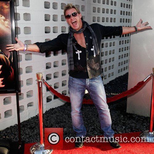 Chris Jericho Screening of God Bless Ozzy Osbourne...