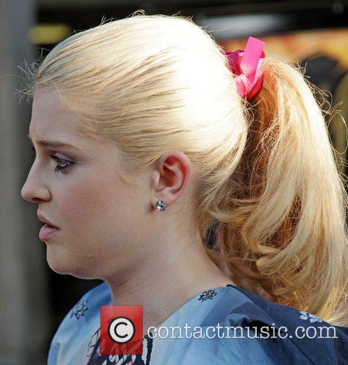 Kelly Osbourne (hair detail) Screening of God Bless...