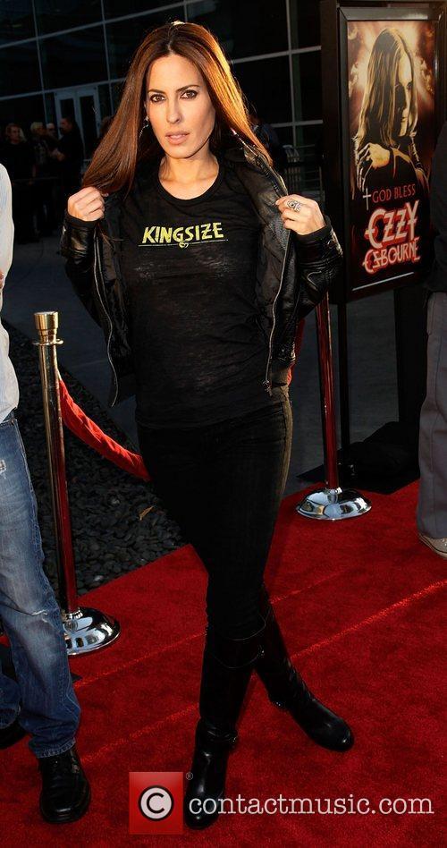 Kerri Kasem Screening of God Bless Ozzy Osbourne...