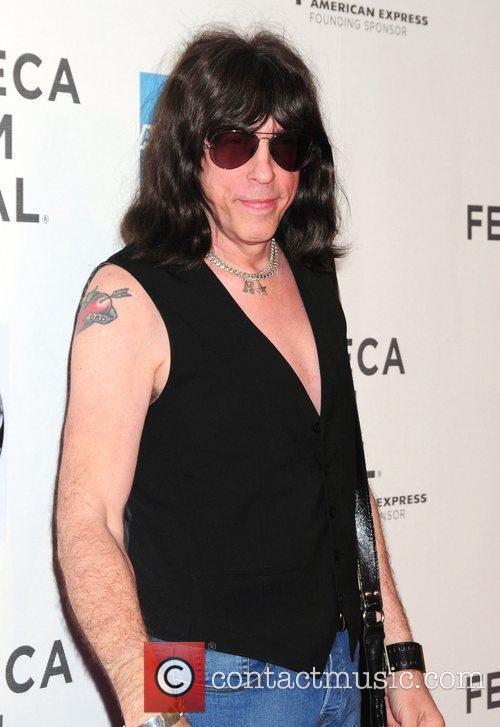 At the 2011 Tribeca Film Festival - Premiere...