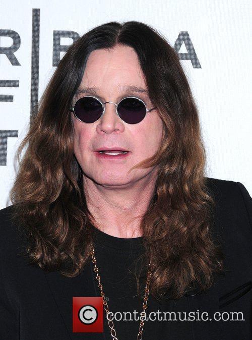 Ozzy Osbourne, Jack Osbourne and Sharon Osbourne 1