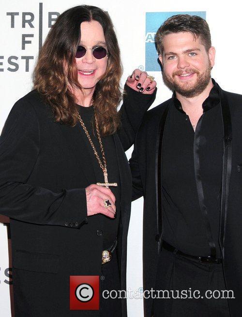 Ozzy Osbourne and Jack Osbourne 8