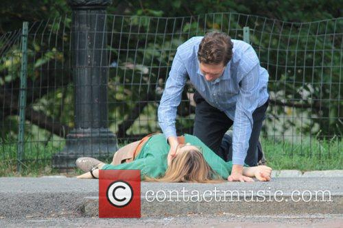 Ebon Moss-Bachrach and Alicia Silverstone on the film...