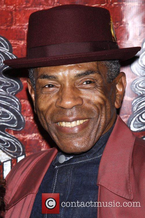 Andre de Shields  Opening night of the...
