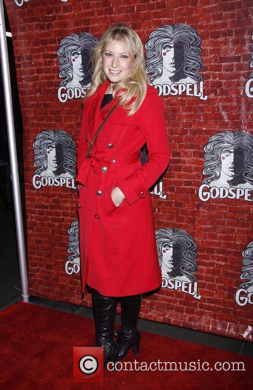 Ari Graynor  Opening night of the Broadway...