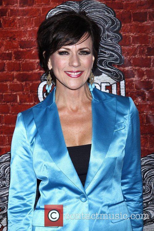 Colleen Zenk  Opening night of the Broadway...