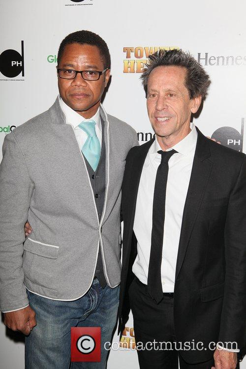 Cuba Gooding Junior and Brian Grazer 3