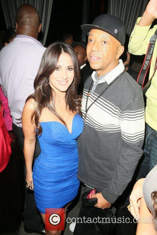 Jackie Guerrido and Russell Simmons 2