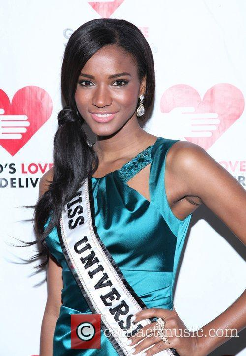 Miss Universe 2011 Leila Lopes  The Golden...