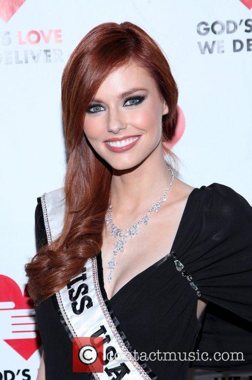 Miss USA 2011 Alyssa Campanella  The Golden...