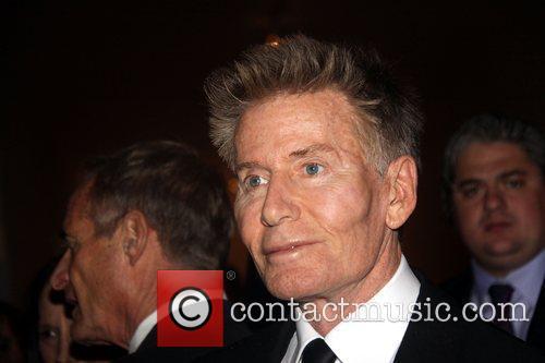 Calvin Klein at the Golden Heart Awards 2011...