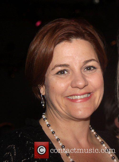 Christine Quinn at the Golden Heart Awards 2011...