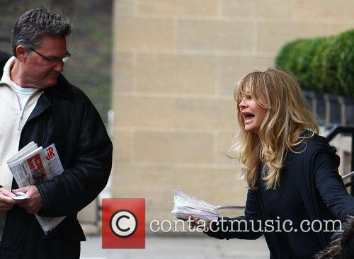 Kurt Russell and Goldie Hawn 4