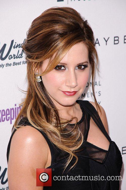 Ashley Tisdale  Good Housekeeping's Shine On -...