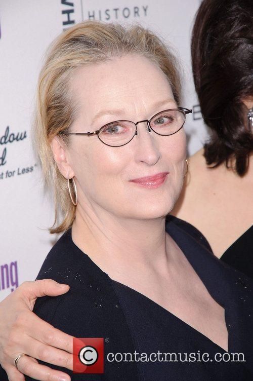 Meryl Streep  Good Housekeeping's Shine On -...