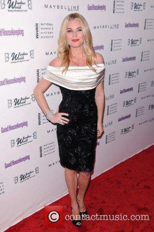 Rebecca Romijn  Good Housekeeping's Shine On -...