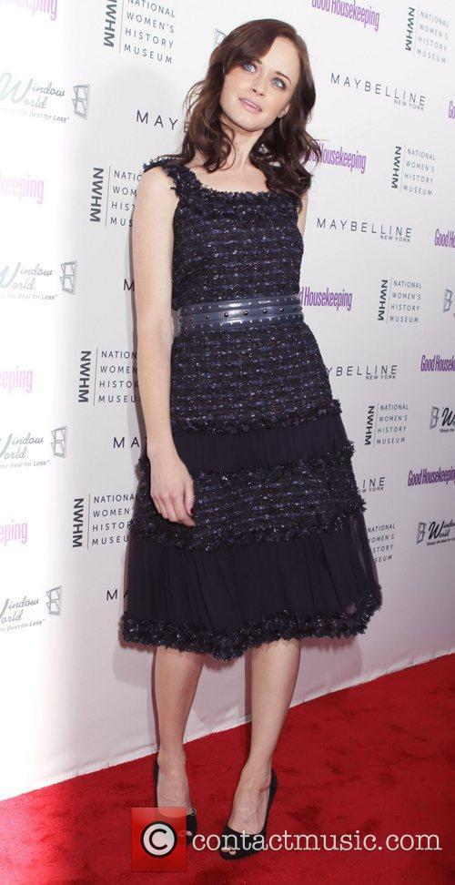 Alexis Bledel Good Housekeeping's Shine On Awards -...