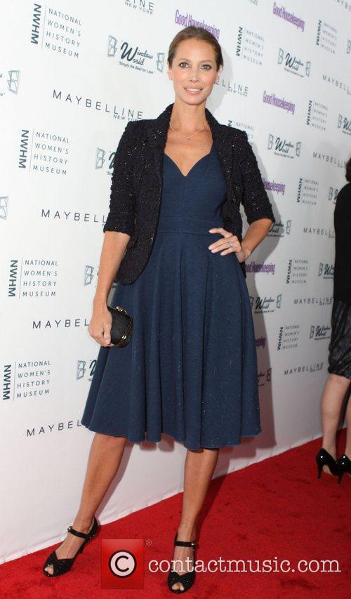 Christy Turlington Good Housekeeping's Shine On Awards -...