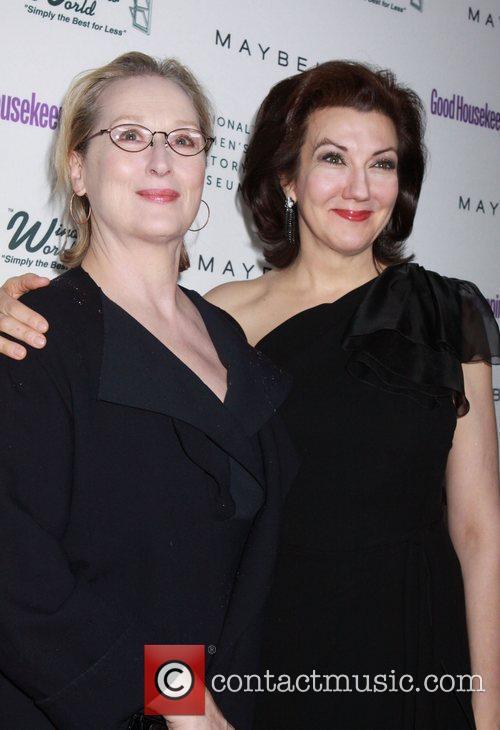 Meryl Streep and Rosemary Ellis Good Housekeeping's Shine...
