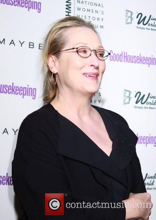 Meryl Streep Good Housekeeping's Shine On Awards -...