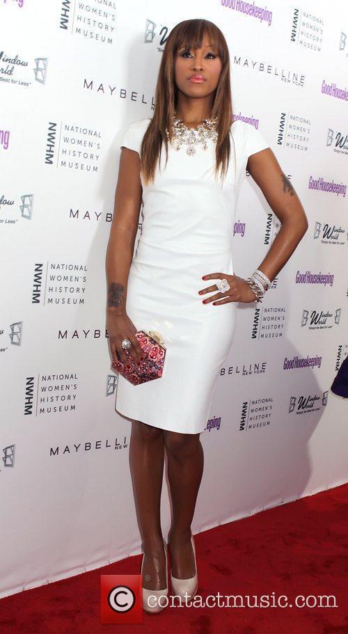 Rapper Eve Good Housekeeping's Shine On Awards -...