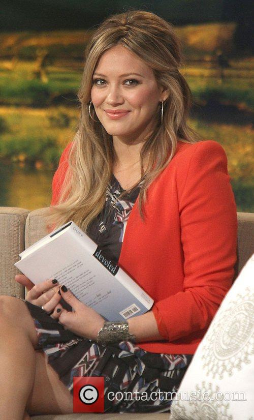 Hilary Duff and Good Morning America 5