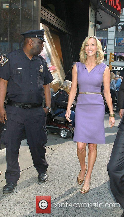 Lara Spencer, Good Morning America
