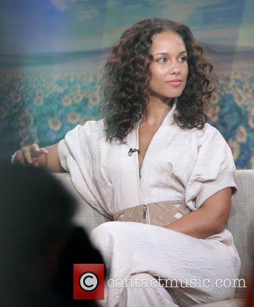 Alicia Keys and Good Morning America 2