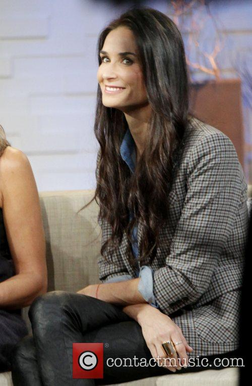 Demi Moore and Good Morning America 2