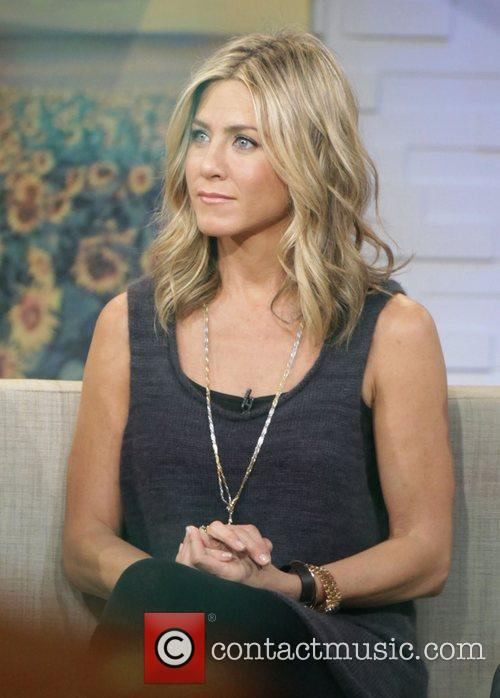 Jennifer Aniston and Good Morning America 5