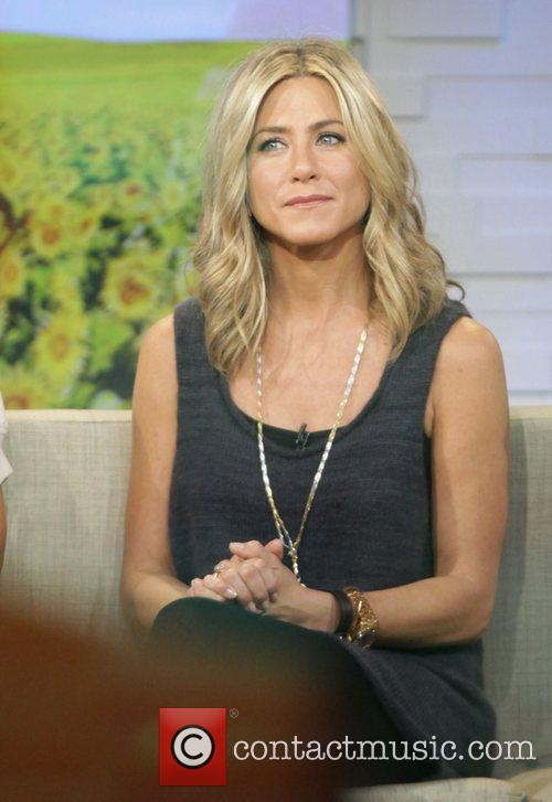 Jennifer Aniston and Good Morning America 3