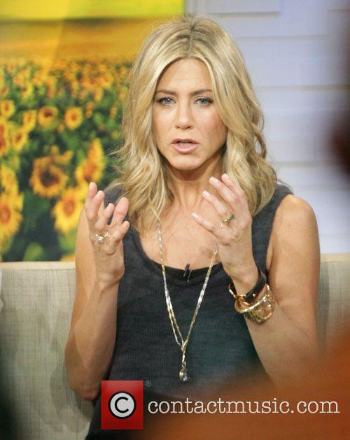 Jennifer Aniston and Good Morning America 2