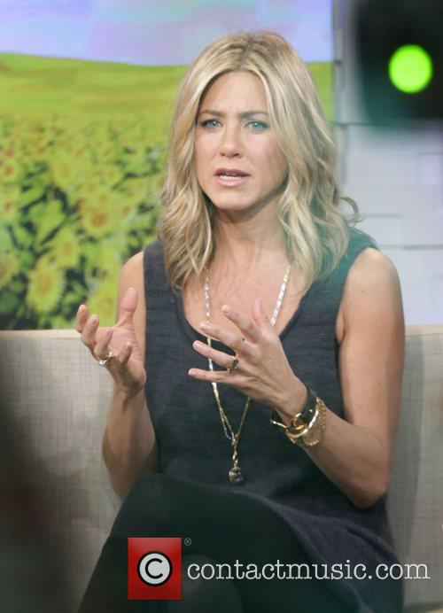 Jennifer Aniston and Good Morning America 1