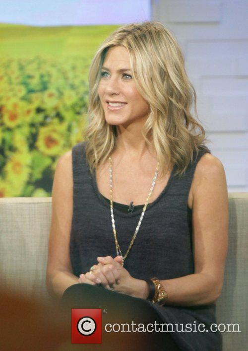 Jennifer Aniston and Good Morning America 4