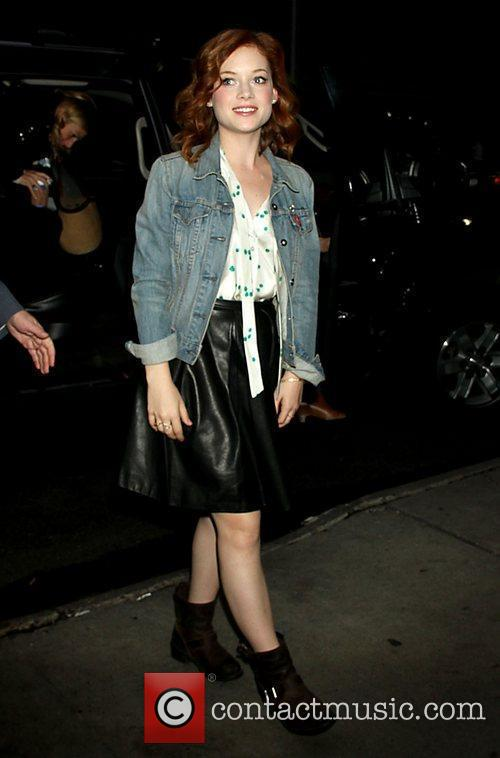 Jane Levy and Good Morning America 6